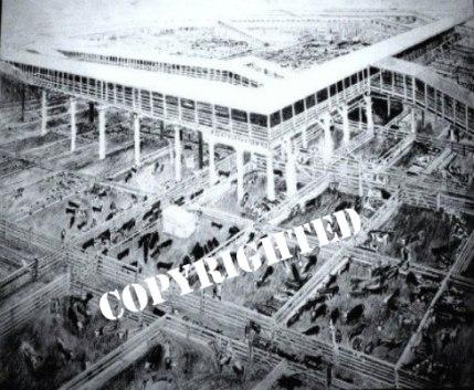 Cattle Barons 1800s Cattle Baron's Stockyard